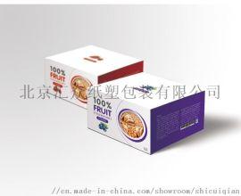 厂家定做**折叠礼品医药包装纸盒