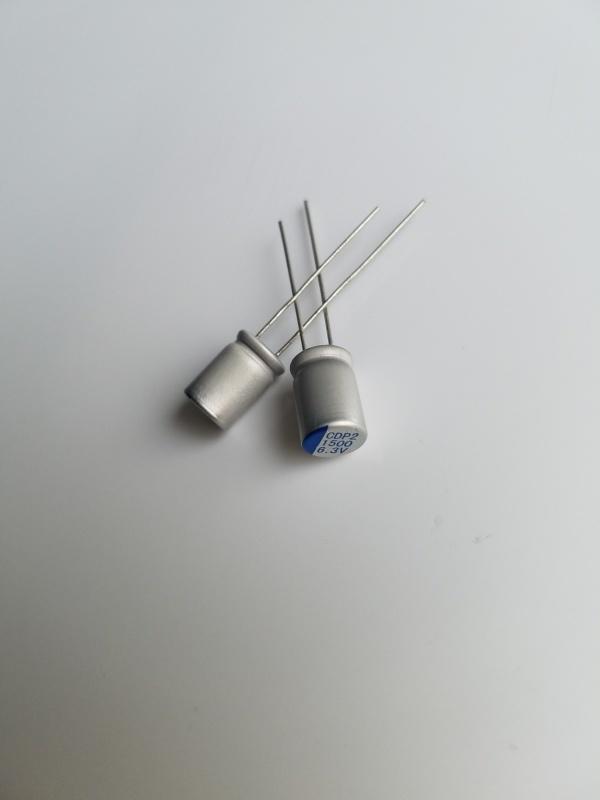 导电高分子聚合物固态电解质电容器