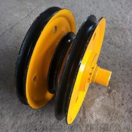 源头厂家供应起重机铸钢  铸铁滑轮组