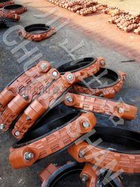 矿用挠性接头硅橡胶密封圈和卡箍密封圈区别