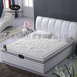 富士床垫 淮安酒店宾馆床垫定做 棕垫乳胶垫席梦思