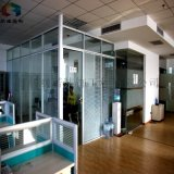聊城百叶办公室玻璃隔断高隔间