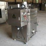 诸城熟食糖熏炉供货商自制清真肠生产线多功能烟熏箱