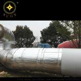 长输低能耗热网专用气垫隔热反对流层 小气泡铝隔热毯