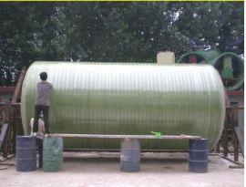 化粪池 **化粪池安装方法 环保玻璃钢家用化粪池