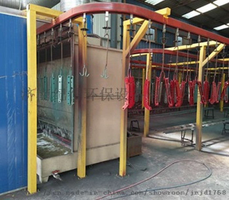 喷漆房使用防止漆面污染的方法