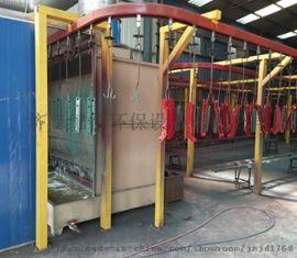 噴漆房使用防止漆面污染的方法