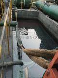 亲油疏水的rf环形吸油编缆