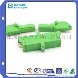 E2000A光纤适配器光纤连接器光纤法兰盘