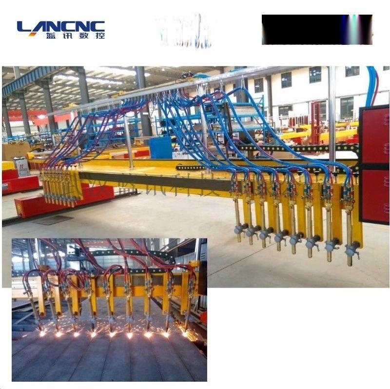 重型龙门式等离子切割机 重型龙门数控切割机