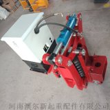 QHTJ-120型电动弹簧液压夹轨器 止轨器