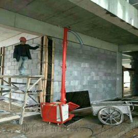 小型二次结构浇注机 二次结构输送泵