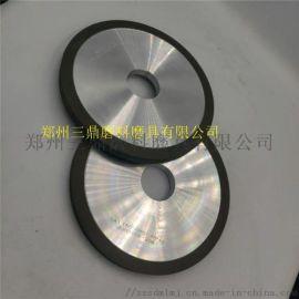 树脂CBN砂轮高速钢粗磨砂轮1A1平行砂轮