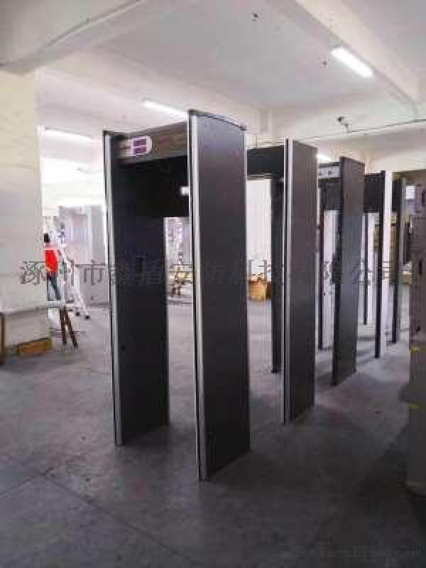6分区带灯柱安检门 金属探测安检门XD-AJM1参数类别
