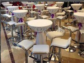 提供吧桌吧椅长条凳租赁