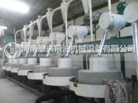 石磨面粉机械高方平筛的使用技巧