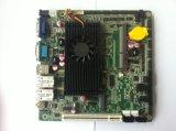 施耐基科技10串口INTEL D525 MINI-ITX工控主板