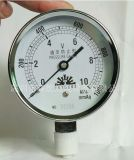 YOTOGAS 0-10KPA 0-1000mmAq膜盒压力表过压防止型压力表