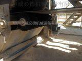 煉油廠帶式輸送機電動旋轉滾刷皮帶清掃器