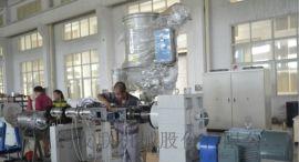 供应PP管材生产线,塑料挤出机