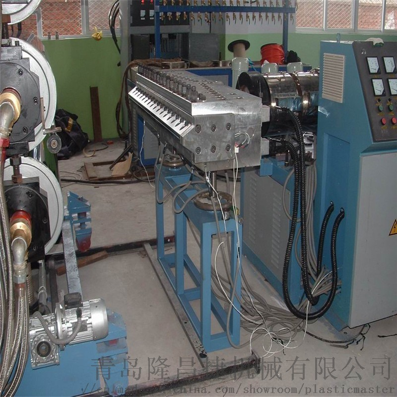 PVC仿大理石装饰板设备 PVC免漆板挤出生产线