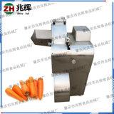 不鏽鋼國產蔬果切粒芋頭切丁機器 食品工廠專用切菜機