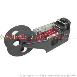 织带割断机专业剪切 橡筋绳定长烫断机
