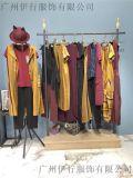 安徽直播主题品牌女装专柜正品剪标折扣货源19年夏装