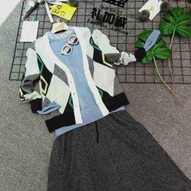 广州名品女装折扣店米琪娅正品专柜尾货进货渠道