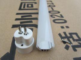 T5铝塑管(带螺丝孔)— LED日光灯外壳