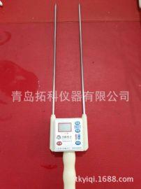 易操作的插针式粮食水分仪