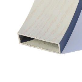 厂家直销规格订购型材铝方通环保天花吊顶装饰U型方通