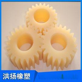 MC尼龙齿轮 尼龙齿轮厂家 尼龙齿轮定制