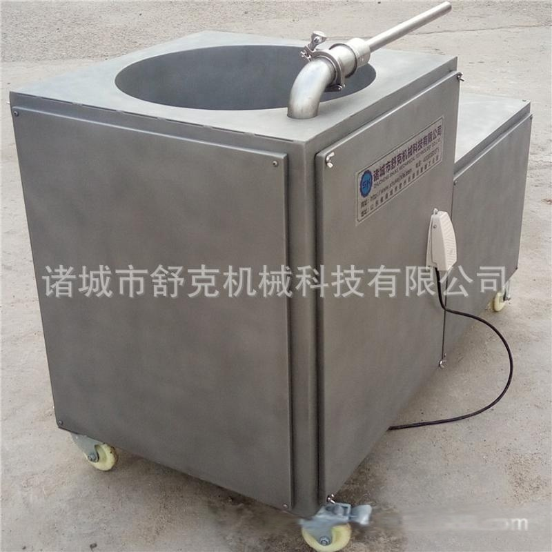 高速巨省人工熏肉肠专用液压灌肠机 大型肠类加工企业设备