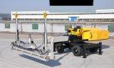大型伸臂鐳射整平機 精度高的鐳射整平機 混凝土攤鋪機