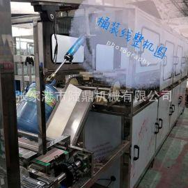 厂家直销桶装水设备 大桶纯净水灌装设备 全自动灌装机