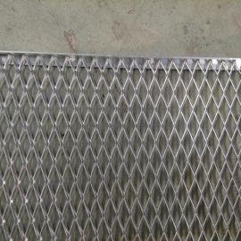 铝板网 波浪钢铝板网 幕墙装饰钢铝板网