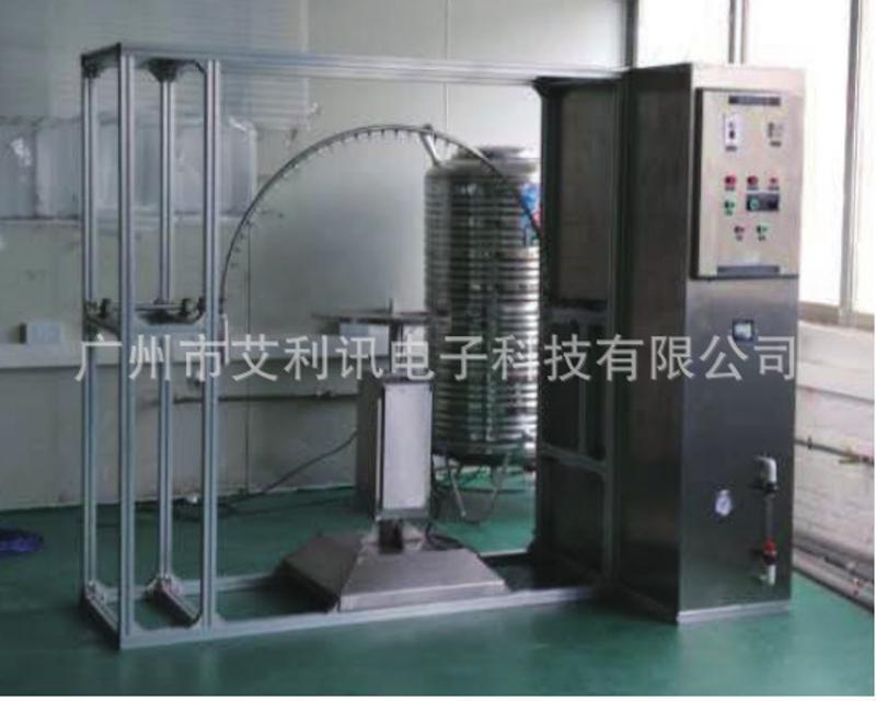 摆管淋雨试验设备 IPX3/4淋雨试验箱