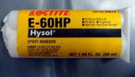 汉高乐泰E-60HP高强度环氧树脂胶