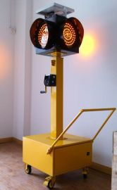 来涞LLT8太阳能移动信号灯(T3)