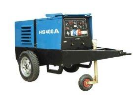 400A柴油发电焊机|静音发电焊机|悍莎柴油发电焊机