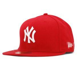 欧美刺绣NY棒球帽 嘻哈帽 平沿帽 男