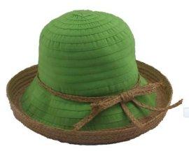 蝴蝶結小盆帽