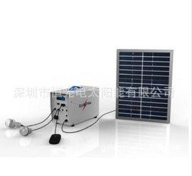 太阳能手提电源箱10w