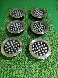 LED地埋燈庭院燈草坪燈花園戶外室外防水埋地