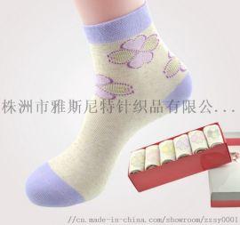 株洲市雅斯尼特针织品有限公司袜子代加工打造高品质