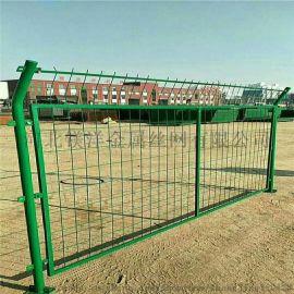 球场框架围栏网、框架隔离栅