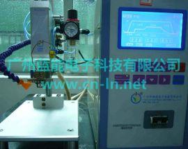 手机电池保护板插头线和PCB焊接热压焊机