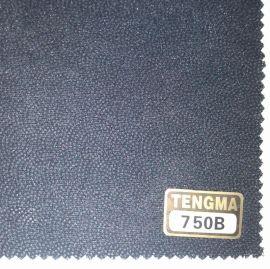 腾马75D厚衬布有纺针织布衬适合做西装厚秋冬装