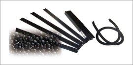 导电PVC粒料 黑色环保型PVC颗粒